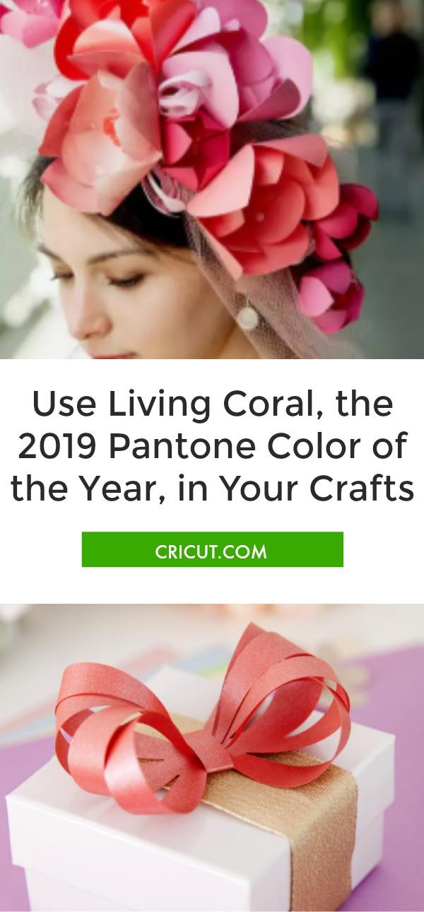 Pantone 2019, Living Coral