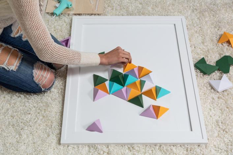 DIY 3D Art, 3D Wall Art