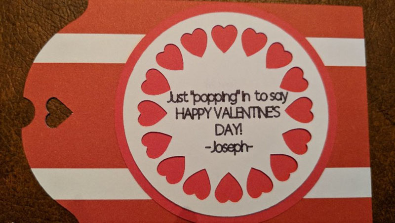 Cricut Community Favorites: DIY Valentine's Day cards