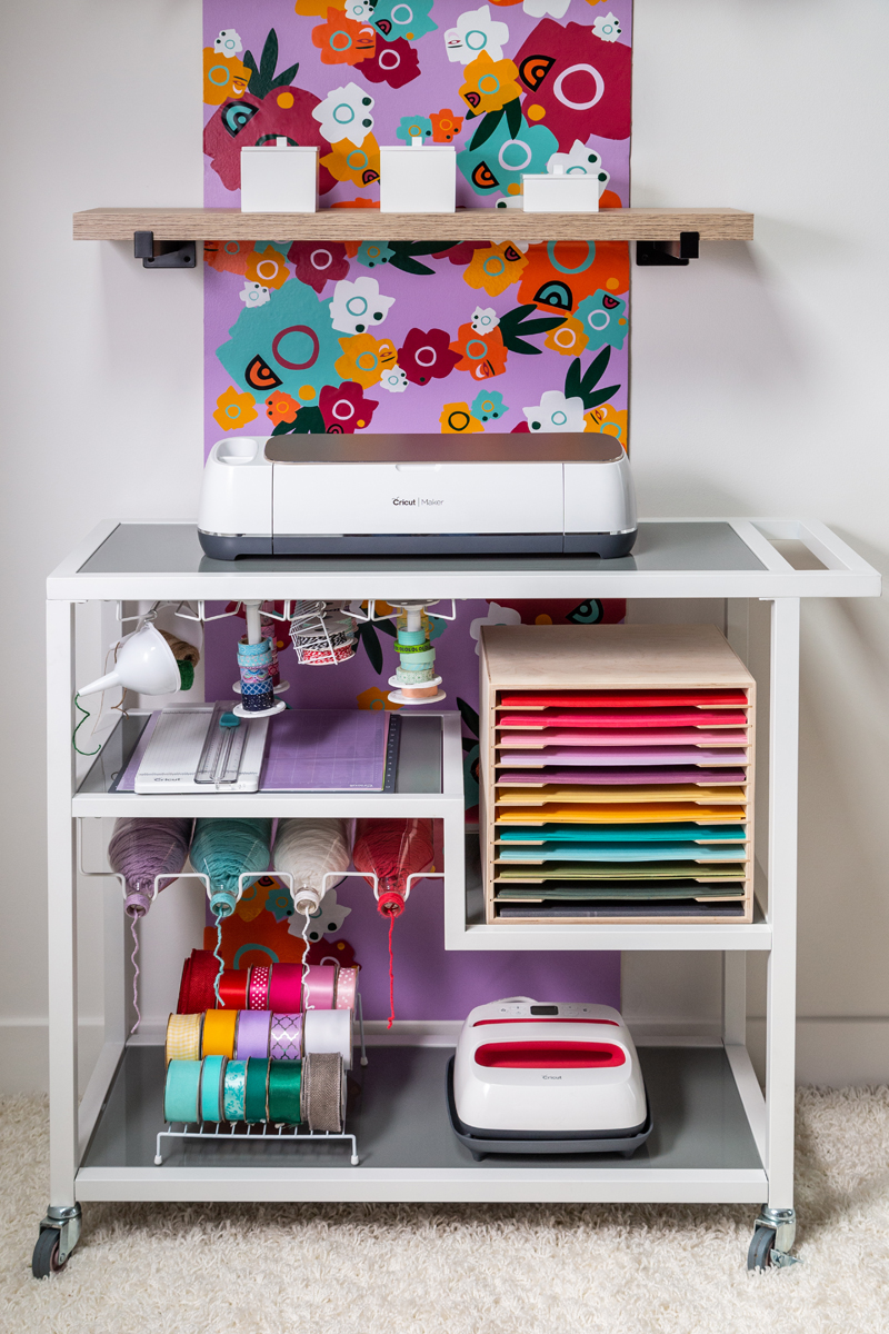 A Fresh Start To The New Year Projects To Spruce Up Your Craft Space Cricut