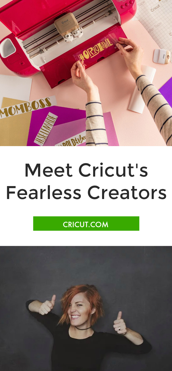 Cricut Fearless Designers, Cricut designers
