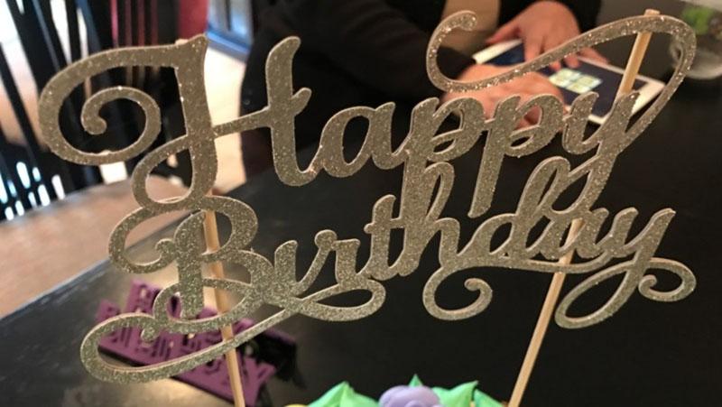 Cricut Community Favorites: DIY Birthday Parties