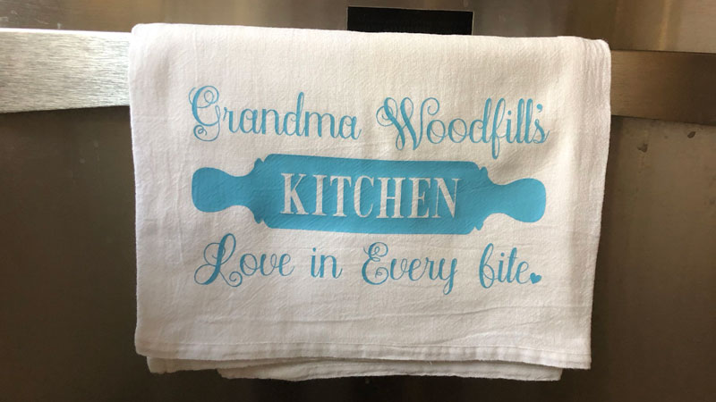Cricut Community Favorites: Kitchen Towels