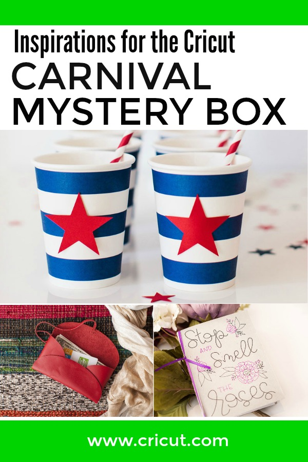 Carnival Mystery Box from Cricut