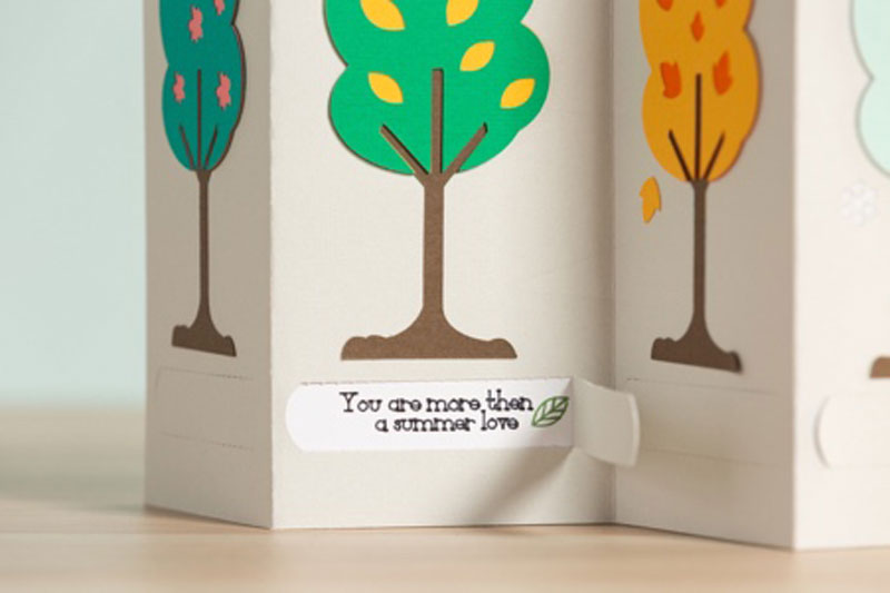 Seasonal Cards with the Perforation Blade for Cricut Maker