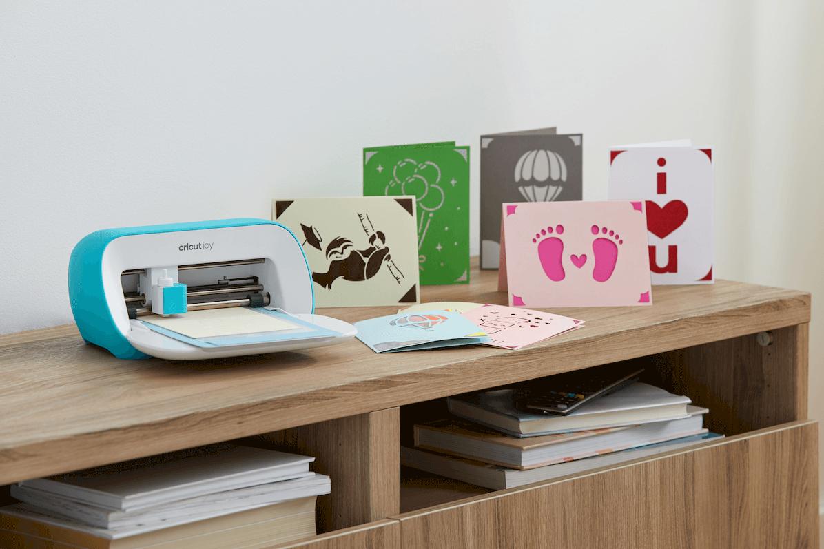 Cricut Joy Making Cards
