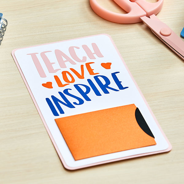 inspire gift card