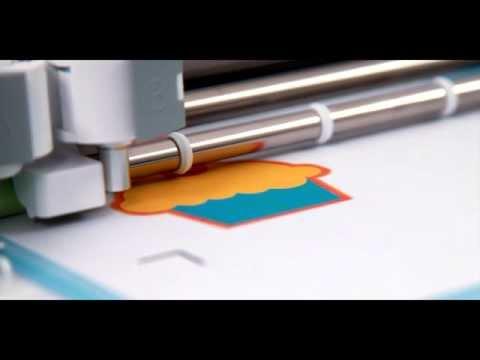 Embedded thumbnail for Print then Cut Basics