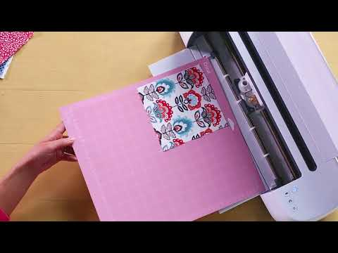 Embedded thumbnail for How to Create a Fabric Banner - Prepping & Cutting Fabric