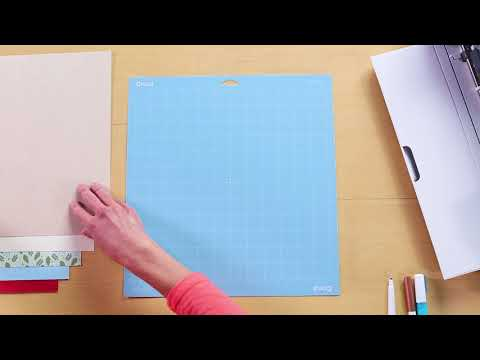 Embedded thumbnail for How to Create a Pop-Up Card - Prepping & Cutting Cardstock