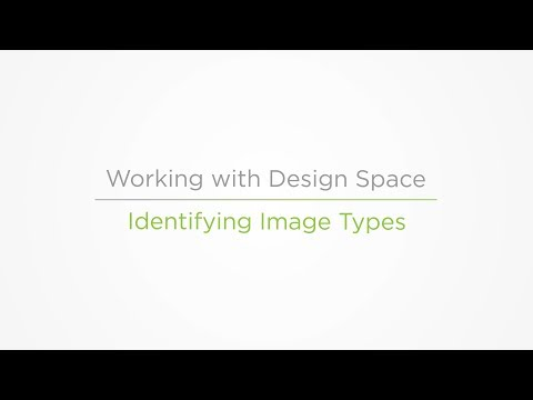 Embedded thumbnail for Identifying Image Types - Working with Design Space