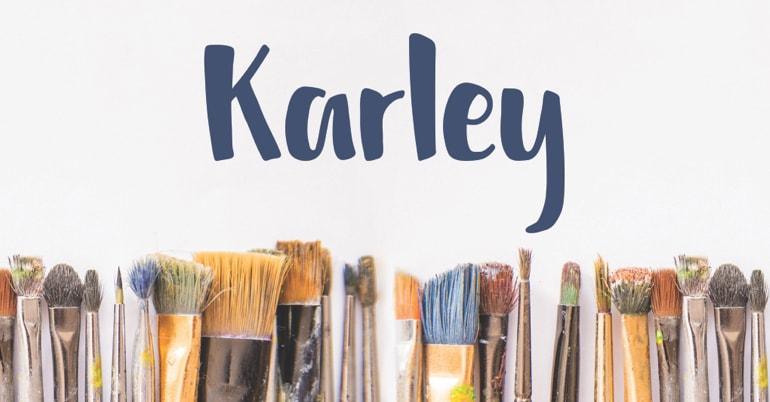 Karley Font
