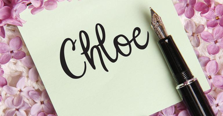 Chloe Font