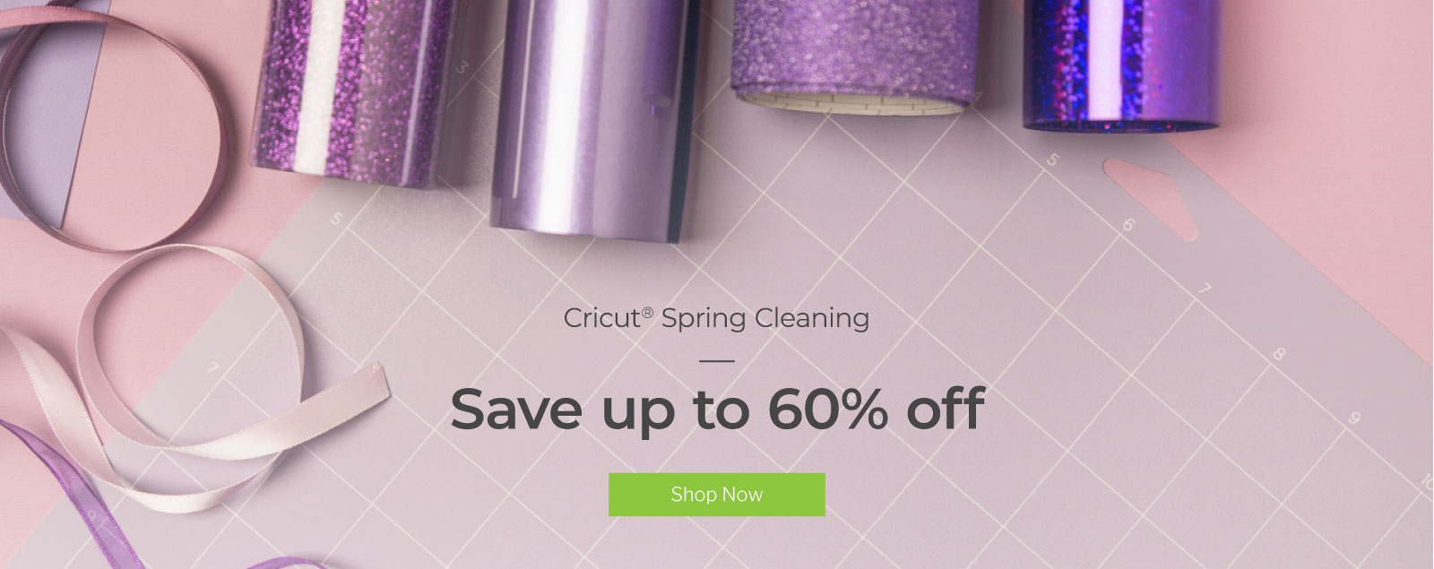 Cricut Spring Cleaning