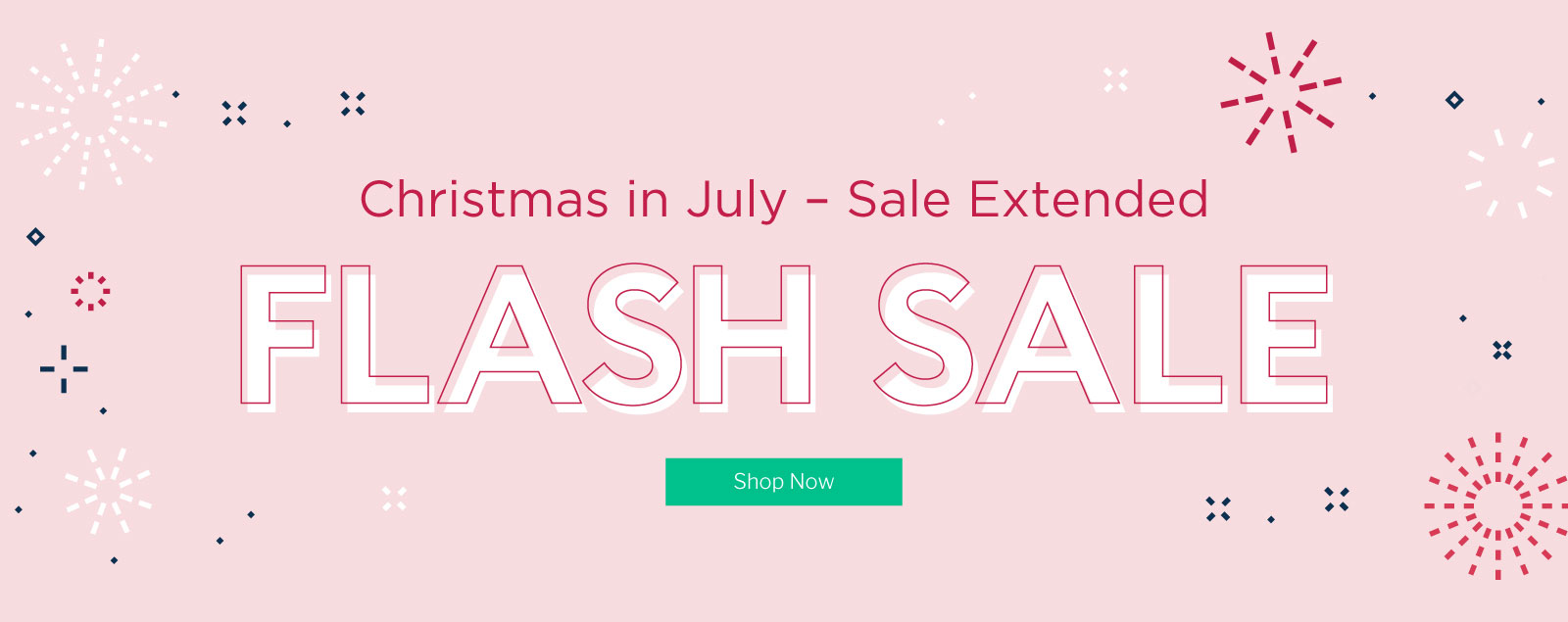 Christmas in July Flash Sale Shop Now