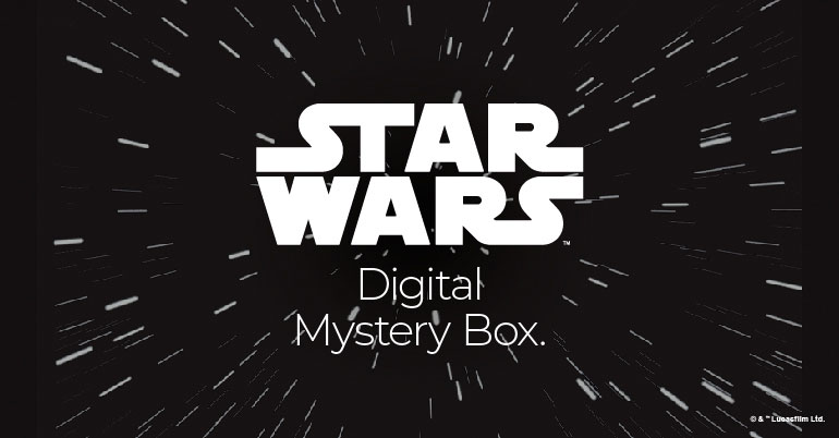 Star Wars Digital Mystery Box