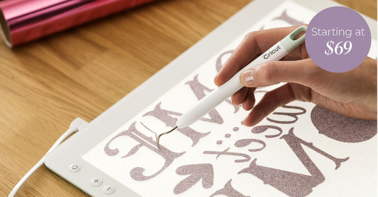Cricut Iron-On